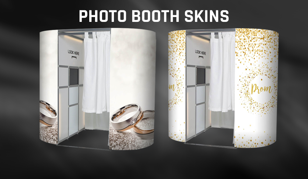 photo booth skins custom design skins