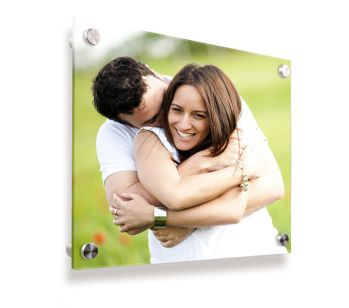 Your Picture Photo Print on Acrylic - A4 size