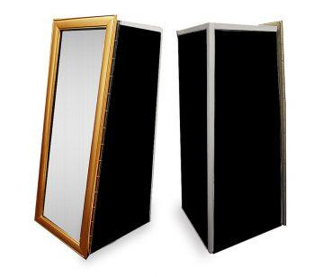A Set Of Black Gloss Skins for Magic Mirror SE