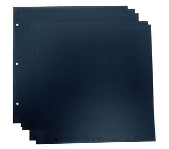 10 Spare White Sheets of Large Guestbook Paper