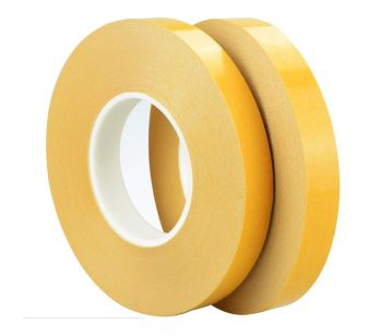 General Purpose High Temperature Strong Double-Sided Polypropylene Tape 50m x 25mm x 0.25mm