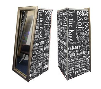 Magic Mirror SE Wedding Words Black Full Set