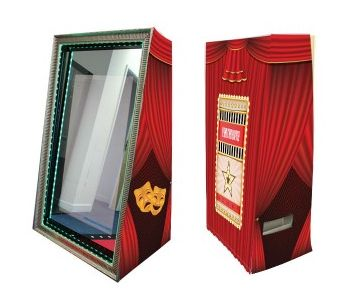 Magic Mirror FLITE Red Showbiz Full Set