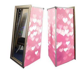 Magic Mirror SE Pink Wedding Hearts Full Set