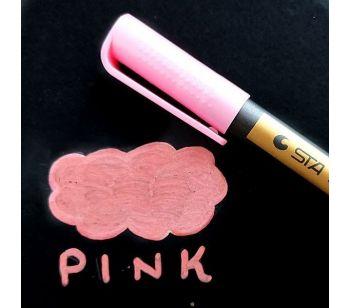 Pink Premium Metallic Guest Book Marker Pen