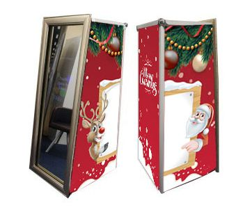 Magic Mirror SE Santa and Rudolph Christmas Full Set